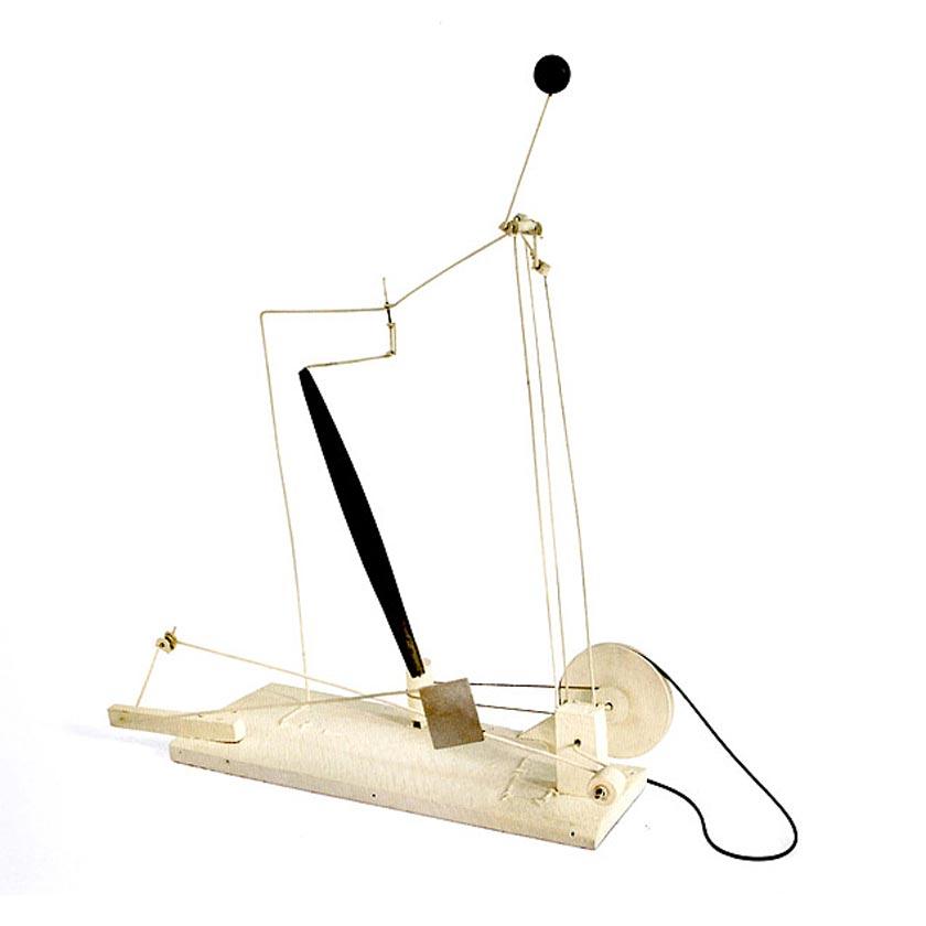 Alexander Calder - Dancing Torpedo Shape