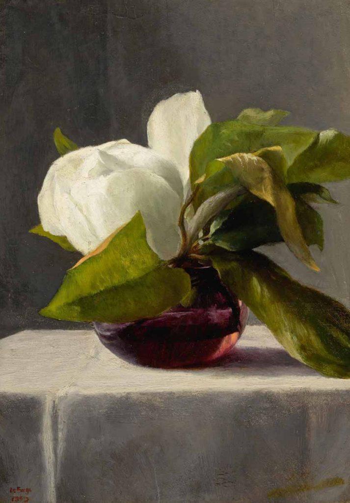 John LaFarge - Magnolia